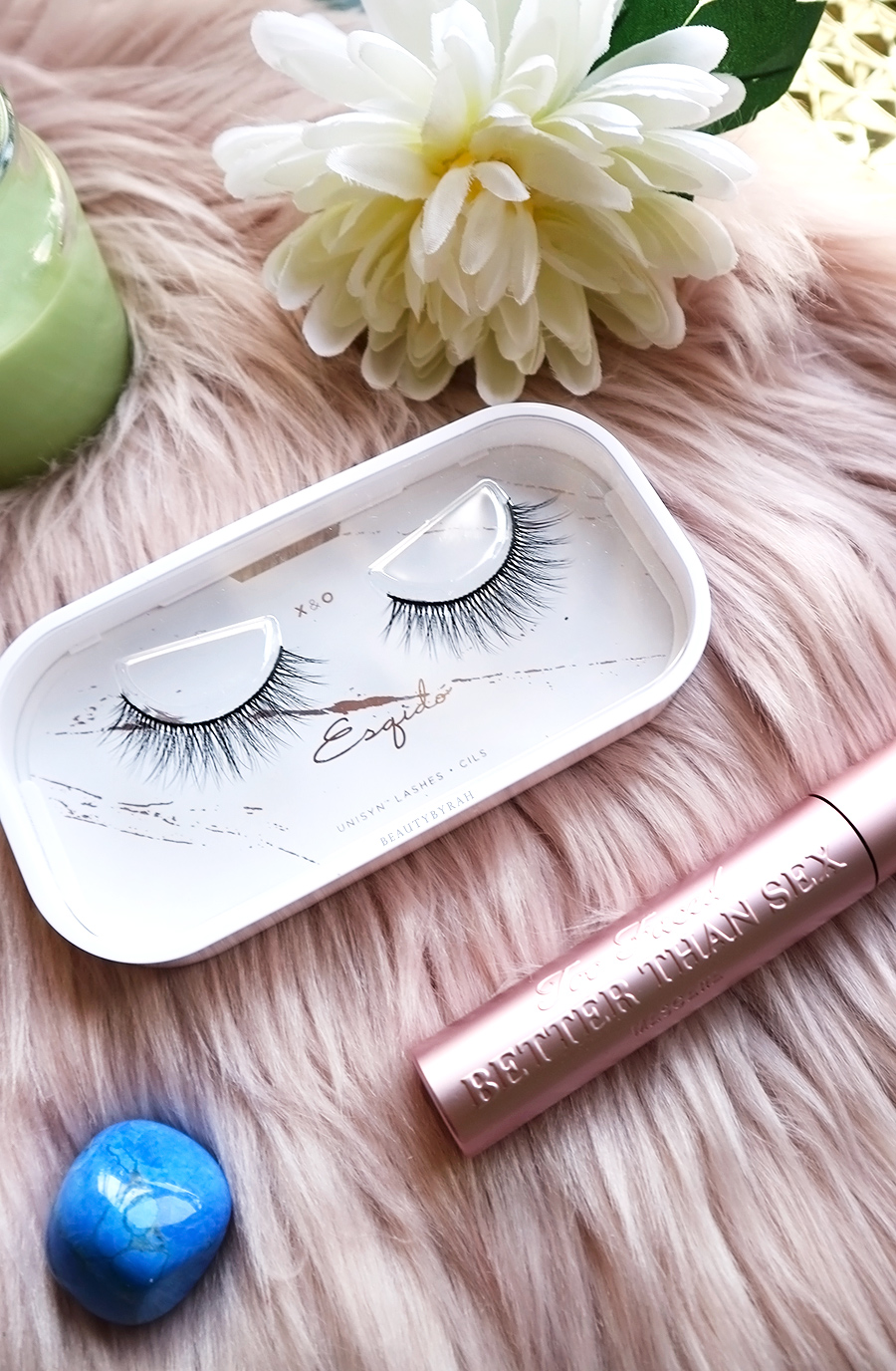 X&O Unisyn Esquido Lashes review