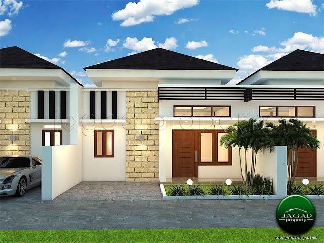 Rumah Modern dekat Kampus UMY