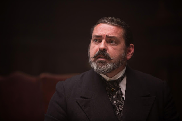 Angus Macfadyen as James Murray in The Lost City of Z