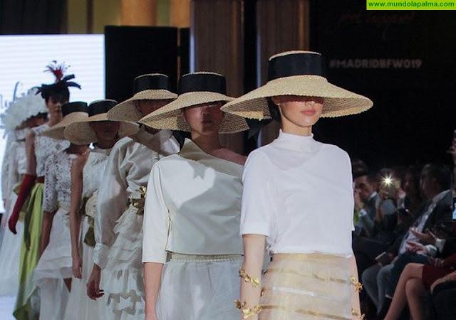 La moda nupcial de La Palma conquista Madrid