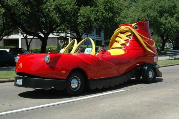Car Shoe: FaceFun: Amazing Shoe Cars Model Pictures
