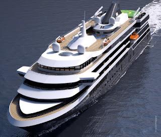 Mystic Cruises / Atlas Ocean Cruises Orders 4 Addition New Luxury Exploration Ships, World Traveller, World Seeker, World Adventurer, World Discoverer, World Explorer,