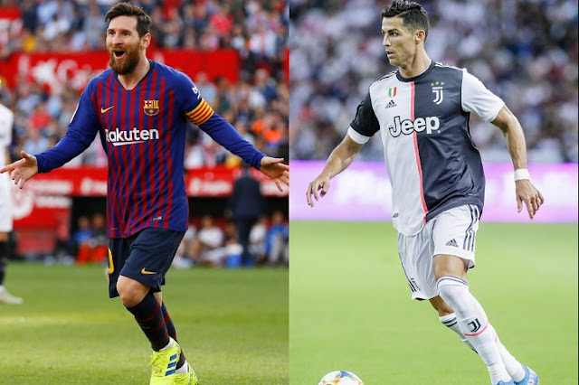 Messi Rayu Ronaldo Balik Lagi Menuju La Liga