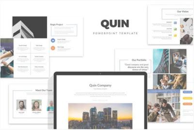 contoh company profile sederhana