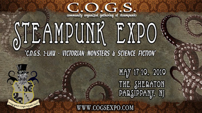 COGS Steampunk Expo
