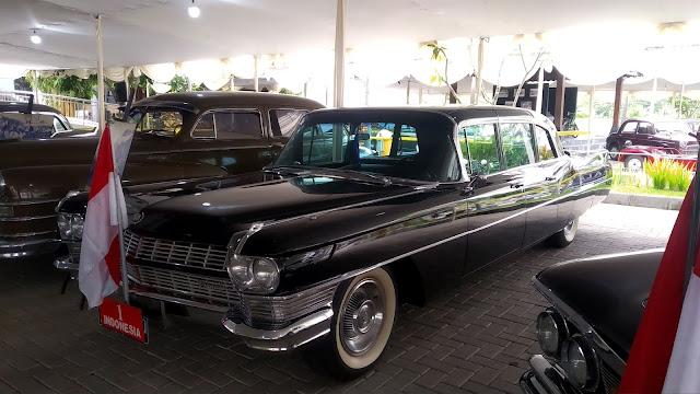 Cadillac Fleetwood 75 Bung Karno