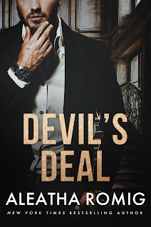 Devil's Deal by Aleatha Romig Book Cover Image