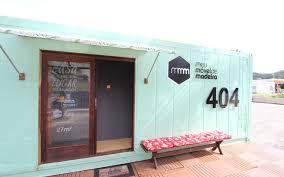 Casa de Container da Meu Móvel de Madeira em Floripa!