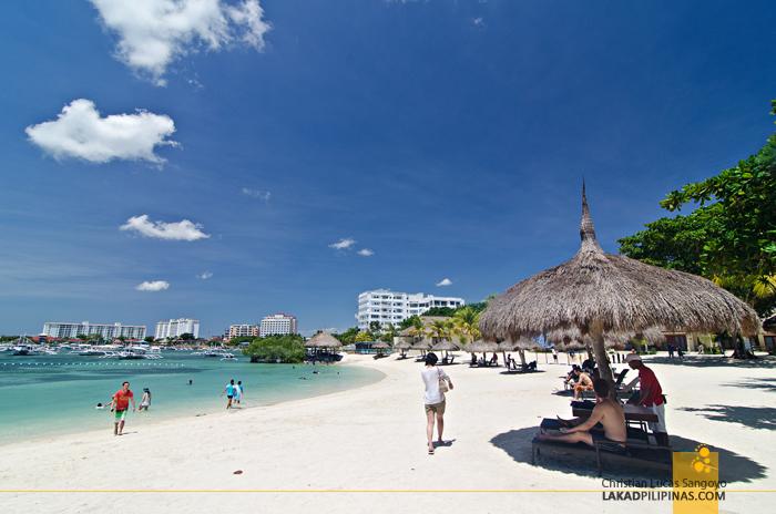 Bluewater Maribago Beach Resort Cebu Beach