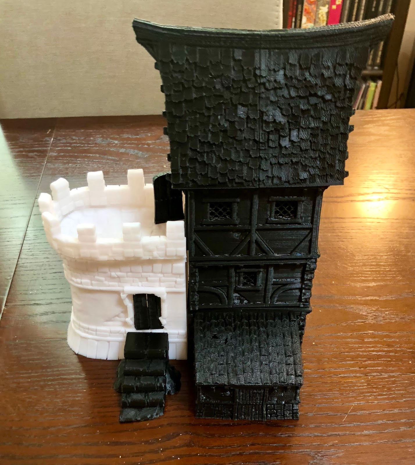 3D Printing: My First Winterdale Building