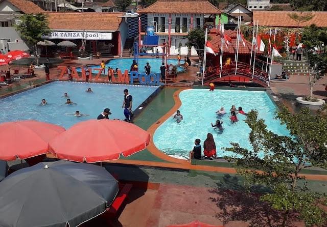 Wisata Murah Meriah di Zam zam Pool Kuningan