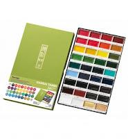 http://cards-und-more.de/de/Kuretake---Gansai-Tambi-Sets---36-Farben---Farbkasten.html