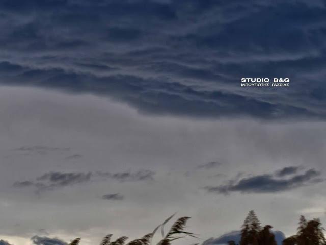 """Έκτακτο δελτίο καιρού: Η """"Αθηνά"""" φέρνει ισχυρές βροχές και στην Πελοπόννησο"""