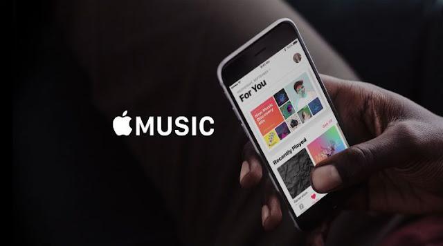 Apple Music के पास अब 60 मिलियन सब्सक्राइबर हैं क्योंकि यह Spotify को पीछे छोड़ देता है