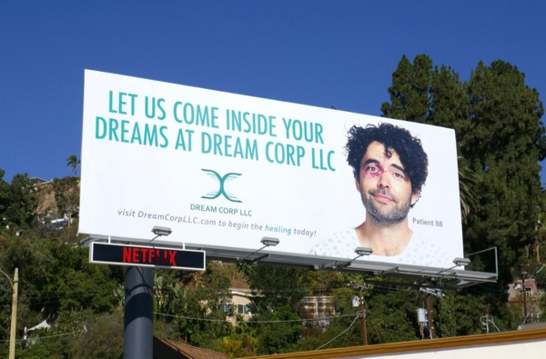 Let us come inside your dreams at Dream Corp LLC billboard