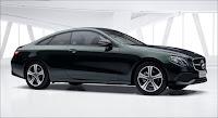 Đánh giá xe Mercedes E200 Coupe 2018