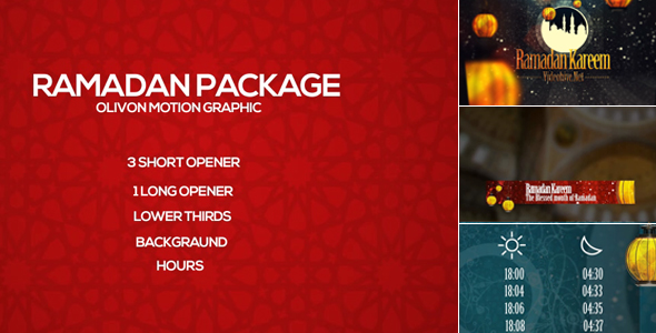 Ramadan Package V1-