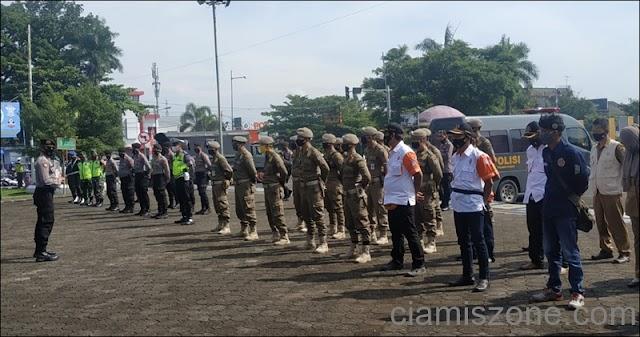 Ops Yustisi PPKM Gencar, Libatkan Relawan Tiap Kecamatan