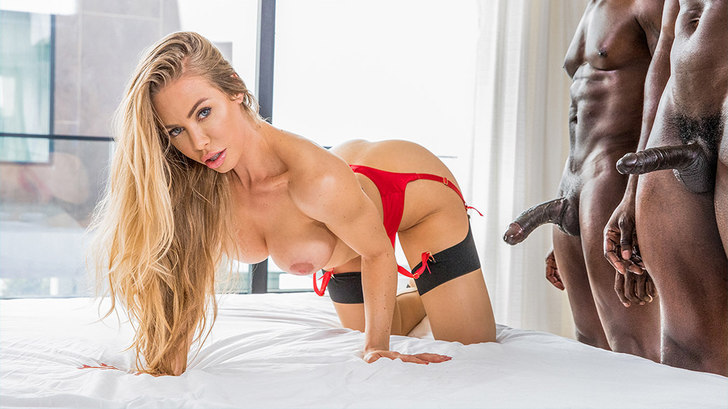 Blacked – I Only Want Sex: Part 4 – Nicole Aniston