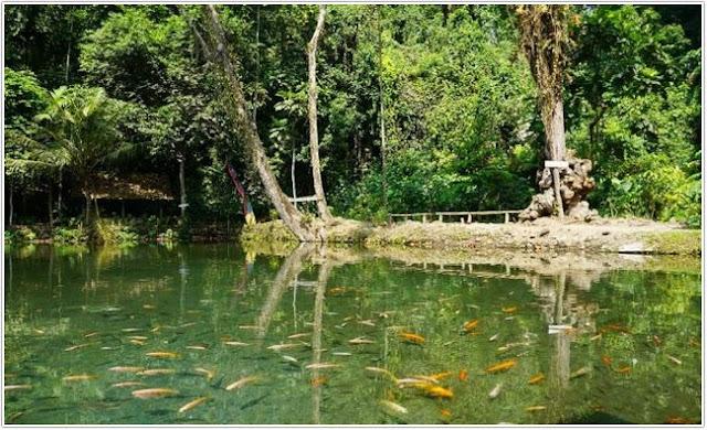 Sumber Ubalan;10 Top Destinasi Wisata Kediri