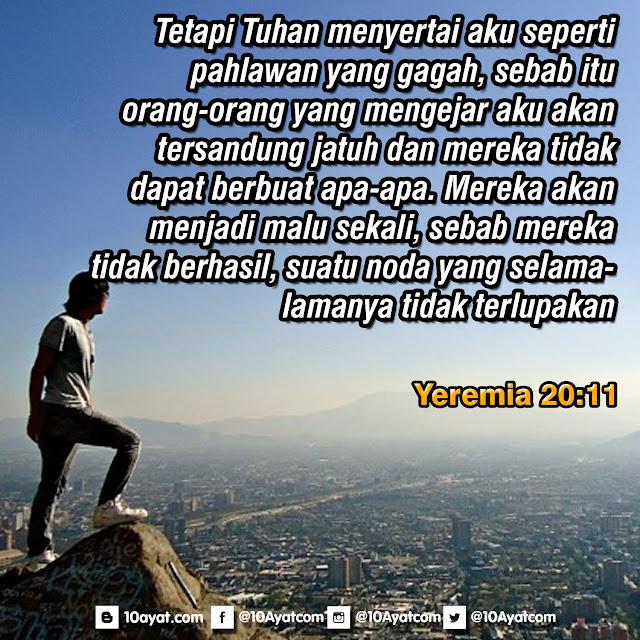 Yeremia 20:11