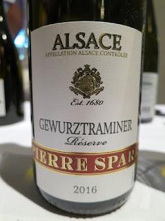 Pierre Sparr Réserve Gewurztraminer 2016 (89 pts)