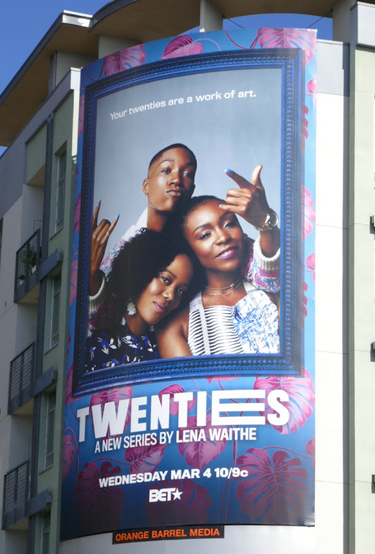 Twenties season 1 billboard