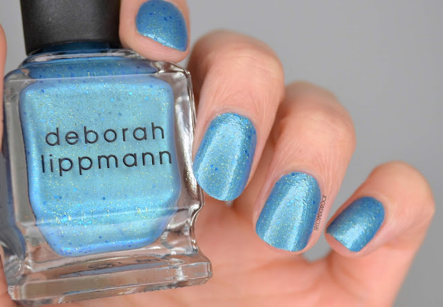 Deborah Lippmann Mermaid's Eyes Swatch
