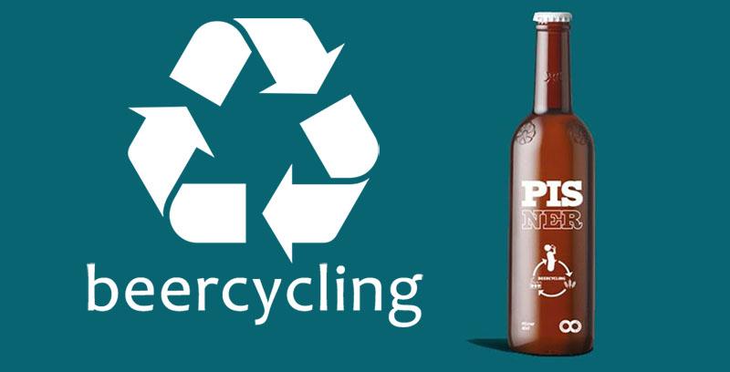 Пиво из мочи | Pisner Beercycling