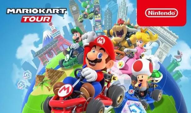 Game Mario Kart Tour Sudah Tersedia untuk Android dan iOS