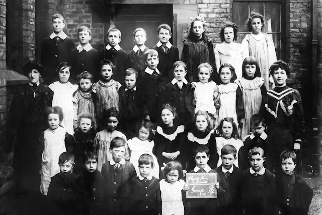 Group 12, St. Patrick's School, C1908