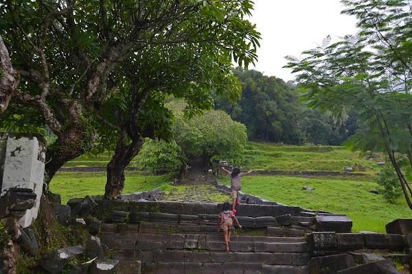 Ruinas de Vat Phu en Pakse, sur de Laos