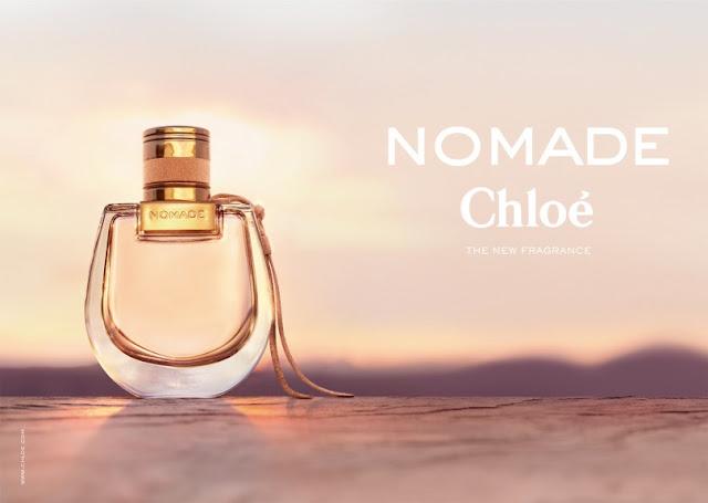 Oficjalna fotografia perfum Chloe Nomade
