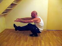one legged squat is an advanced leg exercise