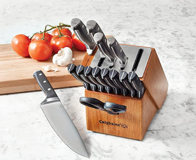 Calphalon Self-Sharpening Knife Block