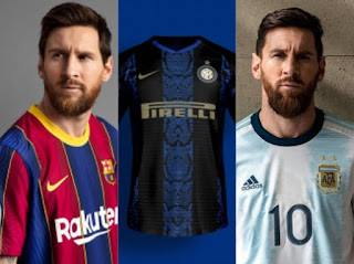 Lionel Messi To Be Offered 4-Year Deal Worth A Staggering £235m By Inter Milan As Barcelona Deal Comes To An End