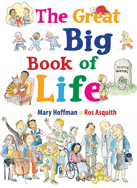 The Great Big Book of Life Cover