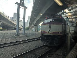 MBTA Commuter Rail: Franklin Line Weekend Shuttle Service Sep 7 through November 24, 2019