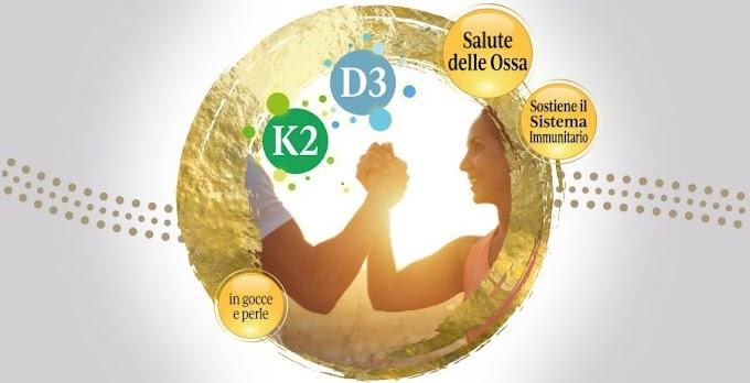 I benefici delle vitamine D3 e K2: toccasana per ossa, sistema cardiovascolare e immunitario