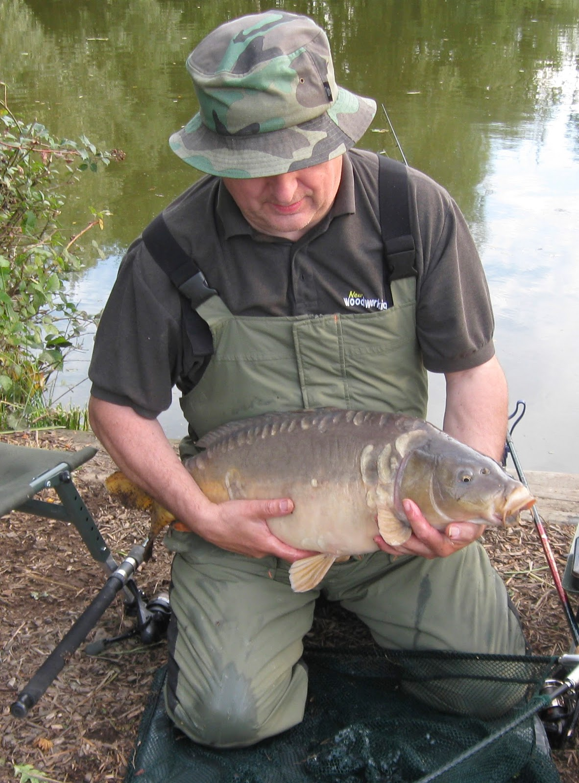 How to drown maggots they are getting bigger for Can fish drown