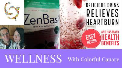 ZenBasil Organic Basil Seeds