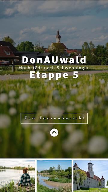 Premiumwanderweg DonAUwald  Etappe 5 von Höchstädt nach Schwenningen 30