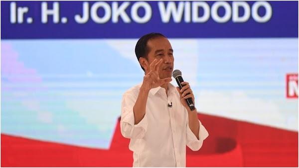 Dedi Kurnia: Seharusnya Pesan Jokowi Saat Debat Capres Bisa Dipakai Di Pilkada 2020