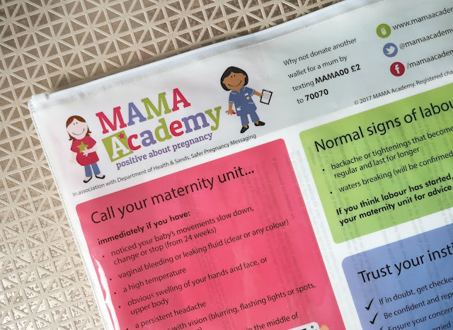 MAMA Academy Wellbeing Wallet