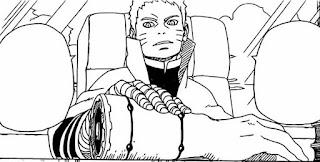 Naruto Tidak Bisa Menggunakan Sel Hashirama?