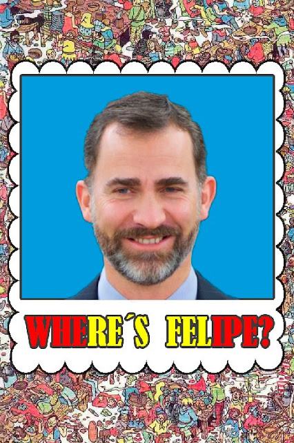 Memes rey Felipe VI el desaparecido