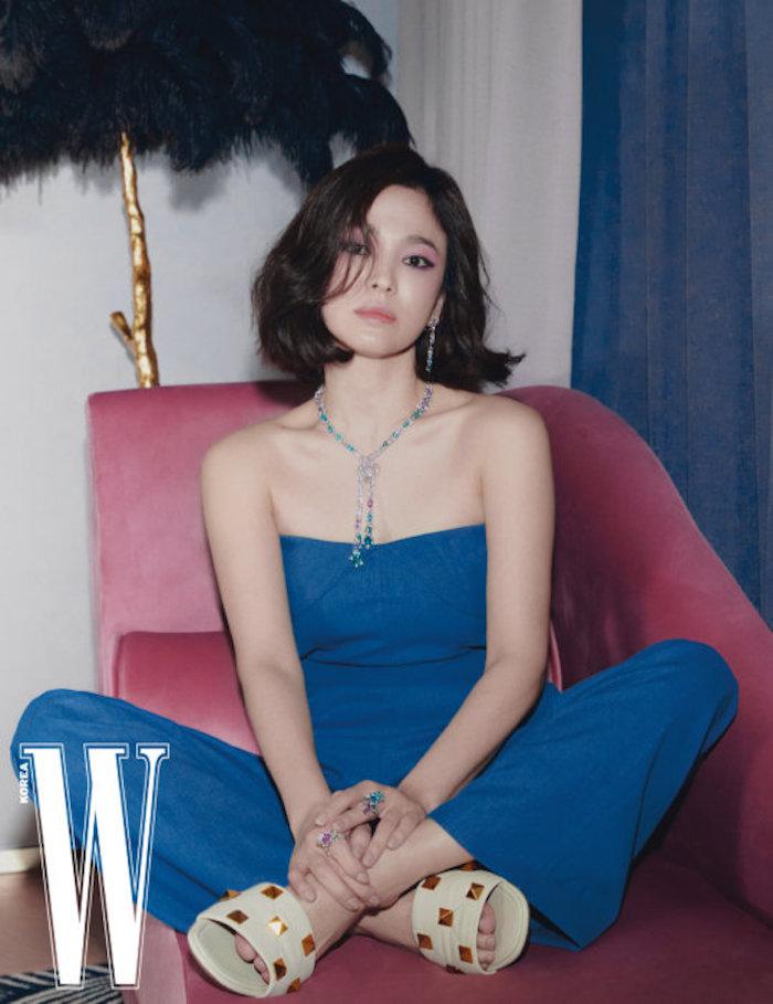 Song Hye Kyo, 송혜교Song Hye Kyo W, Song Hye Kyo 2021,