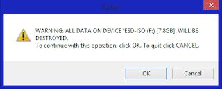 Cara membuat Bootable Windows menggunakan Rufus