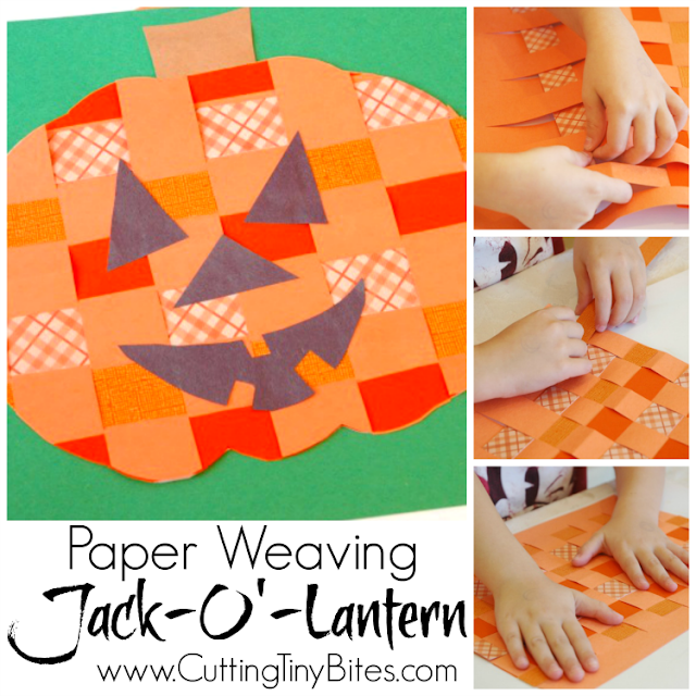 paper jack olantern paper weaving o lantern what can we do with paper 2626