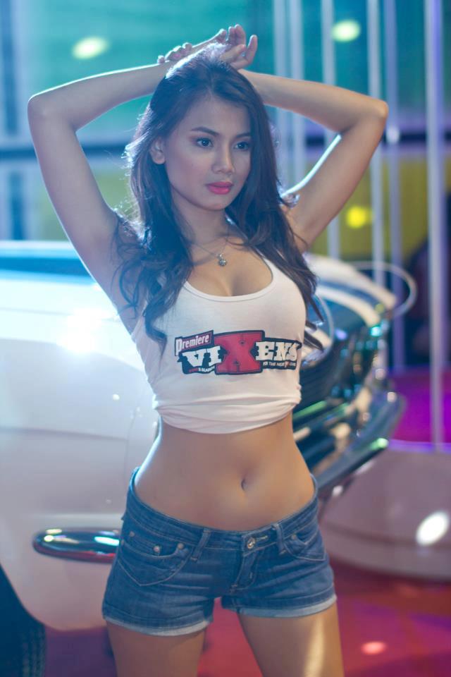 danica torres sexy car show pics 05
